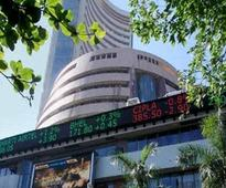 Sensex jumps 288 points to hit record high of 26,391; Nifty gains 82 points