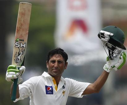 Younis, Azhar tons put Pakistan on course for big total