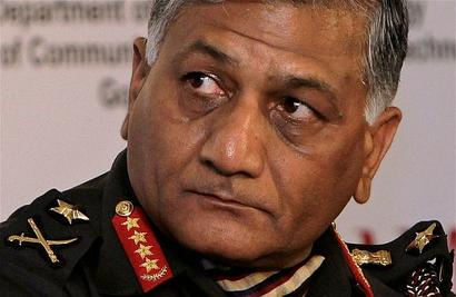 Former army chief V K Singh to join BJP