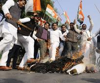 Gujarat conversions spark anger Cong says RSSVHP flexing their muscles