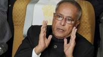 India must recover lost ground in education: President