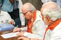 Not my prot�g�: Advani