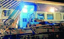 Passenger trains collide, 14 killed