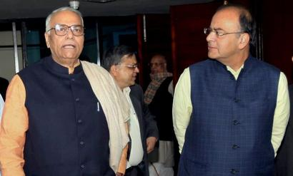 Country should ask Jaitley to quit for hardships he caused: Sinha