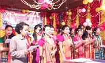 Pre-Christmas celebrations in Udalguri district