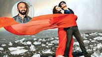 When Rohit Shetty became a spotboy on the sets of 'Dilwale'!