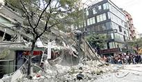 Powerful quake rocks Mexico, 225 killed