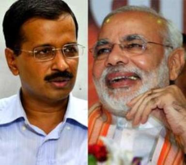 Is Modi 'scared' of contesting against Kejriwal? asks AAP
