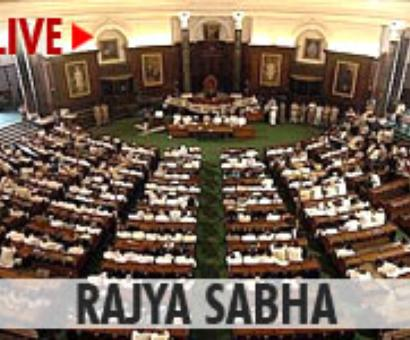 WATCH LIVE! All the action in the Rajya Sabha