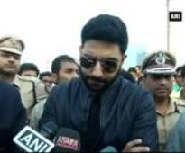 Jr. Bachchan supports Mumbai Police's initiative for Bikers Safety
