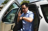 Media in China toes govt line, in India its independent: Kiren Rijiju