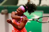 Serena scolds herself for unprofessional display