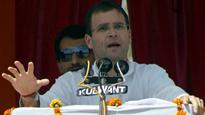 Rahul sad Rajiv killers are being freed