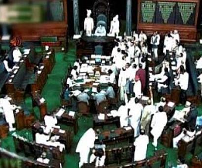 In Rajya Sabha, BJP member spars with deputy chairman