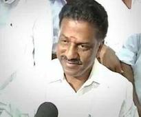 Panneerselvam seeks Modi's help to secure release of fishermen from Sri Lanka