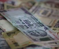Rupee slips 18 paise, logs 1st drop in 3 days