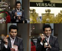 Karan Johar's hamper on 'Koffee With Karan' has no Coffee