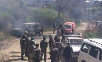 Firing Near Ukhrul Helipad When Chief Minister Ibobi Singh Was Taking Off