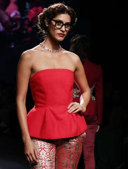 Super sexy nerds took over Lakme Fashion Week