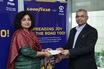 Goodyear India joins hand with Plan India to support their cause for children welfare