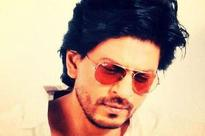 I can hardly do three-four pull ups: Shah Rukh