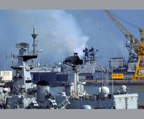 DRDO states Vizag Indian Navy mishap as industrial accident