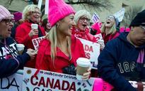 Not just Washington, women around the globe protest against President Trump