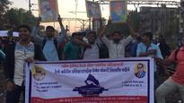 Mumbai rail-roko: Recruitment policy transparent, says Goyal; no protestor injured in lathi charge, claims Maha CM