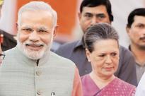BJP confronts Gandhis to get GST back on track