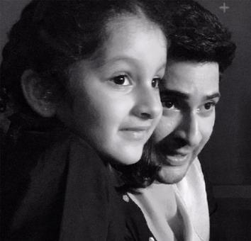 PIX: Mahesh Babu's daughter turns 5!