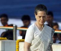 Rahul will be back among people very soon, says Sonia Gandhi