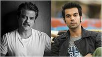 Rajkummar Rao is smitten by Anil Kapoor's energy on the first day of 'Fanney Khan'