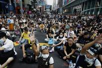 In 'Umbrella Revolution,' China confronts limits of its power