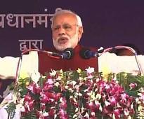 No bigger sin than female foeticide: Narendra Modi
