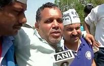 AAP's Ramzan Choudhary files police complaint