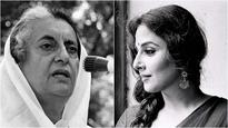 Vidya Balan to play Indira Gandhi in a film based on her life!
