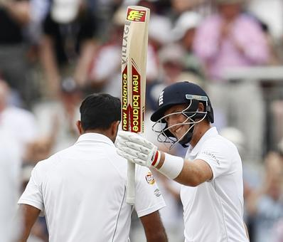 PHOTOS: 2nd Test, Day 2, England v Pakistan