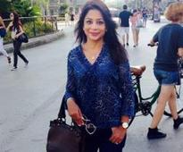 Indrani now semi conscious, but not out of danger