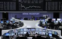 European investors look past Ukraine, focus on ECB
