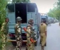 3 Militants Holed Up in J&K's Pulwama, Encounter On