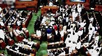 In Lok Sabha, ruling members strike up a din