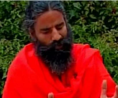 Buildings were falling down like a pack of cards: Ramdev has a narrow escape