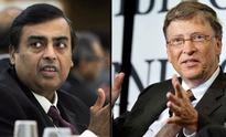 Forbes Rich list 2015: Mukesh Ambani richest Indian, Bill Gates on