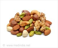 Eat a Handful of Nuts Everyday to Reduce Risk of Heart Disease, Cancer