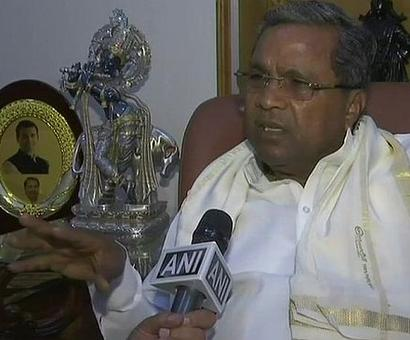 BJP has no strategy in K'taka except communal clashes: Siddaramaiah
