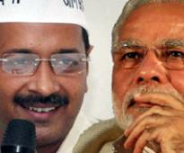 Congress takes a dig on Kejriwal and Modi
