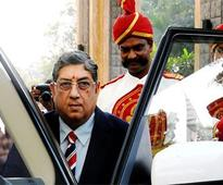 IPL spot-fixing: BCCI officials not keen on replacing Srinivasan
