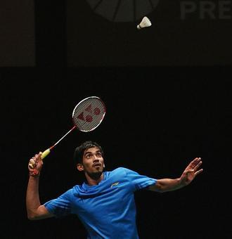 Srikanth Kidambi beats Viktor Axelsen to win India Open