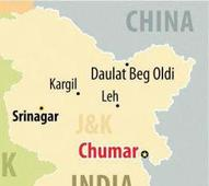 Chinese incursion: 50 more PLA troops camp in Chumar