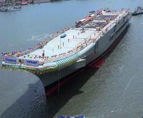 BMC seeks additional funds to maintain INS Vikrant